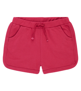 Pinke Shorts aus Sweatstoff, Biobaumwolle - Sense Organics & friends in cooperation with GARY MASH