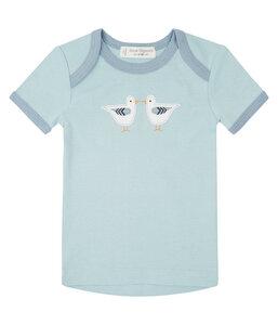Shirt * Tilly Seagull * GOTS zertifiziert | Sense Organics - sense-organics