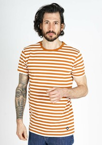 Striped T-Shirt - Honesty Rules
