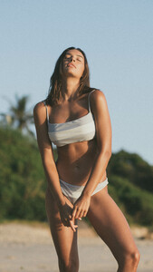 Bikini Top MOANA - CLOUD - OCEANCHILD