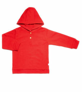 Baby Kinder Kapuzenshirt Bio-Baumwolle Kapuzenpullover Pullover 2024 - Leela Cotton