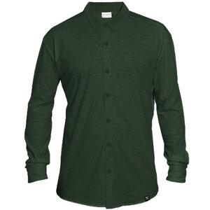 Hemd aus Bio-Baumwoll-jersey - The Driftwood Tales