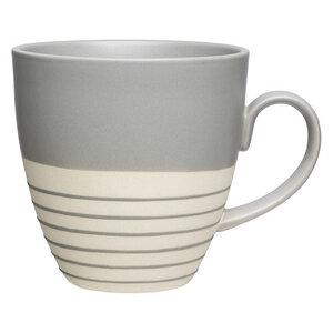 Tasse Modern aus Steingut 500 ml - TRANQUILLO
