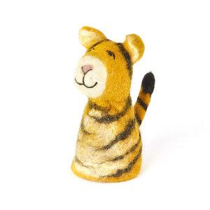 Tiger als Filz Eierwärmer - short'n'pietz