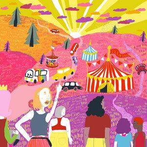 Amusement Park - Poster von Ezra W. Smith - Photocircle