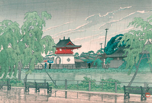 Hasui Kawase #2 - Poster von Japanese Vintage Art - Photocircle