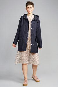 Damen Regenjacke - Jacket Ottawa - mit Bio-Baumwolle - LangerChen