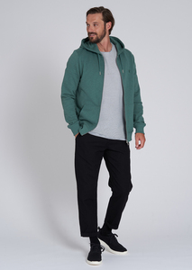 Herren Sweatjacke aus Baumwolle (Bio) | Basic Sweatjacket - recolution