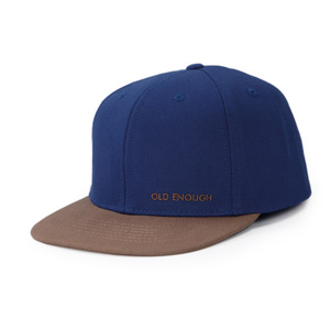 6-Panel-Cap OLD/YOUNG ENOUGH - FRIEDA FREI