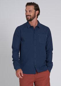 Herren Hemd aus Baumwolle (Bio)   Basic Shirt - recolution