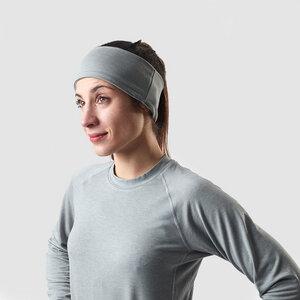 Sportstirnband / Stirnband aus Tencel und Merinowolle für Damen (und Herren, unisex) - runamics