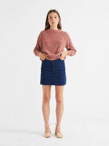 Trash Knitted Sweater - thinking mu