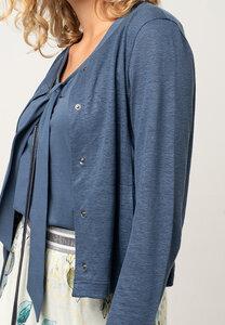 Kurz Jacke aus Hanf 'Hemp Jacket' - Alma & Lovis