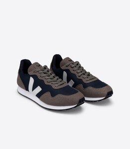 Sneaker Herren Vegan - SDU REC Alveomesh - Nautico Oxford-Grey Grey - Veja