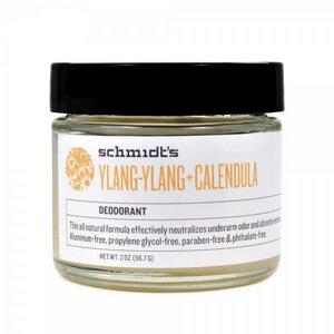 Ylang Ylang Calendula Deodorant - Schmidt's Deodorant