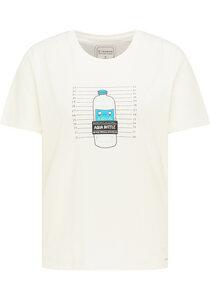 T-Shirt - Seized Aqua Bottle - aus Bio-Baumwolle - SOMWR