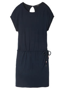 Frauen T-Shirtkleid | EcoVero Shirtdress - recolution