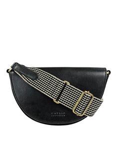 Cross Body Bag LAURA - Classic Leather - O MY BAG