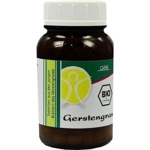 Bio Gerstengras Pulver - GSE