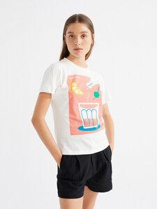 Apres la Plage T-Shirt - thinking mu