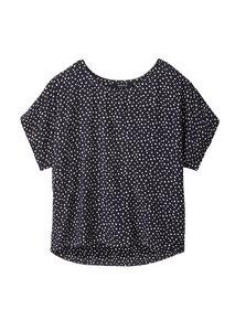 Damen Bluse aus EcoVero | EcoVero Blouse #DOTS - recolution