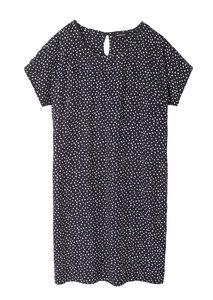 Frauen T-Shirtkleid | EcoVero Dress #DOTS - recolution