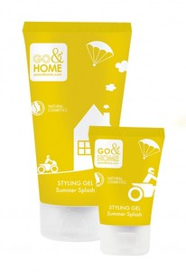 Styling Gel Summer Splash - Go & Home