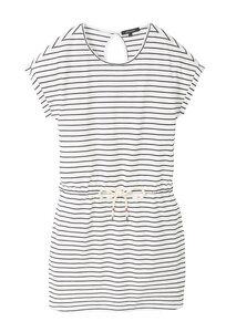 Gestreiftes Damen Kleid | Casual Jerseydress #STRIPES - recolution