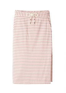 Gestreifter Damen Rock | Midi Skirt #STRIPES - recolution