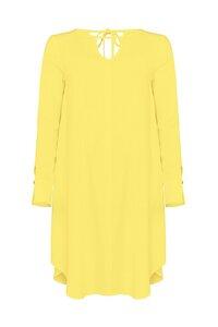 Kleid aus Lyocell - NINA REIN