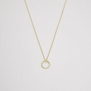 Kette 'medium circle' M/L - fejn jewelry
