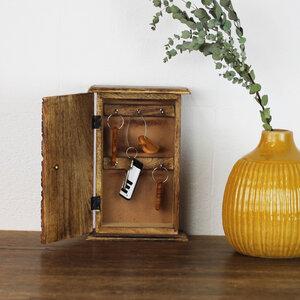 Schlüsselkasten aus Holz Kasbah - Mitienda Shop
