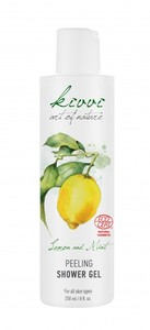 Peeling Shower Gel Lemon and Mint - Kivvi