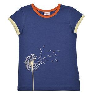 Baba Kidswear T-Shirt Pusteblume blau Bio-Baumwolle - Baba Kidswear