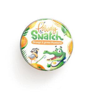 Zahnpulver für Kinder - ab dem 1. Zahn - Powdy & Snatch
