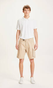 Trekking-Shorts - TREK durable rib-stop shorts - GOTS/Vegan - KnowledgeCotton Apparel