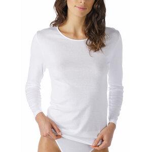 Damen Langarm Shirt Noblesse aus PIMA Baumwolle 26809 - Mey