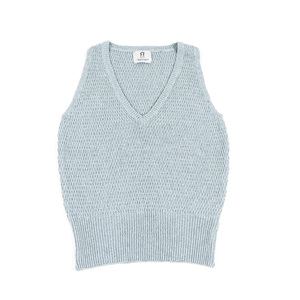 Recyceltes Denim Tanktop - Lia - Rifò - Circular Fashion