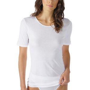 Damen Spencer halbarm Shirt Noblesse aus PIMA Baumwolle 26807 - Mey