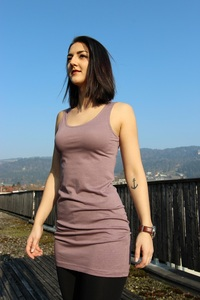"""Tencel-Longshirt """"CALLA DUO"""" - creativlife by regina kieninger"""