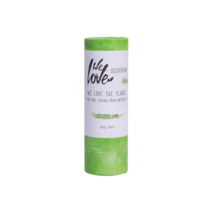Deostick Luscious Lime - We love the planet