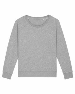 Locker sitzendes Damen Sweatshirt Sweater Pullover - ilovemixtapes