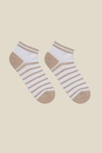 Sneaker Socken GOTS aus Bio-Baumwolle - LANIUS