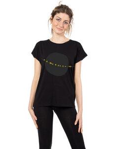 "Damen T-Shirt aus Eukalyptus Faser ""Laura"" | Vögeln - CORA happywear"