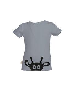 "Baby T-Shirt aus Eukalyptus Faser ""Alex"" | Giraffe - CORA happywear"