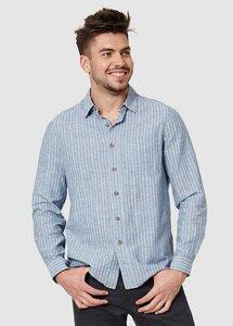 Cornish Barney Shirt Yarn Dye Stripe - Thought | Braintree