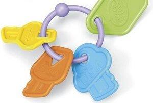 Klappernder Schlüsselbund - Green Toys