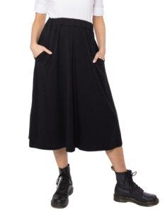 Rock Liberty aus Bio-Baumwoll-Leinen - CORA happywear