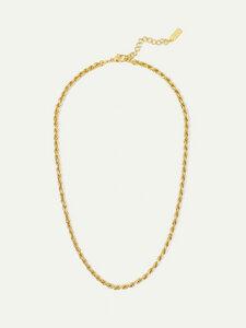 Halskette Alice | Kordelkette aus recyceltem Silber - DEAR DARLING BERLIN