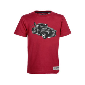 Kinder T-Shirt mit Truck - Band of Rascals